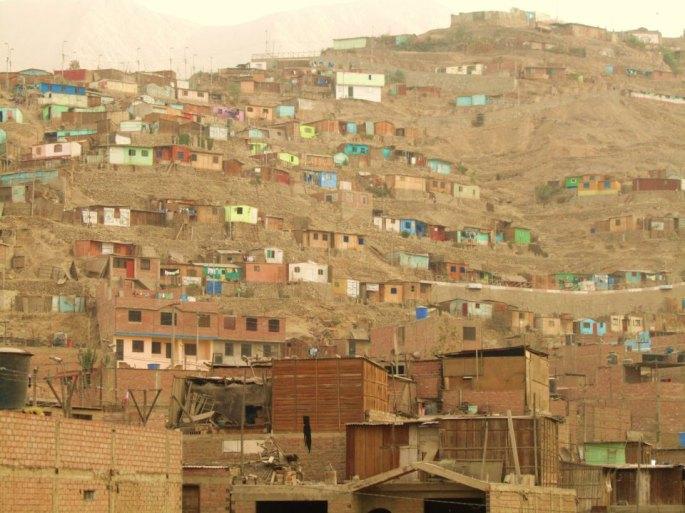XWS -- shanty town